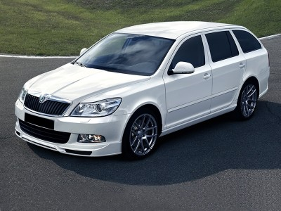 Skoda Octavia MK2 1Z SX Side Skirts