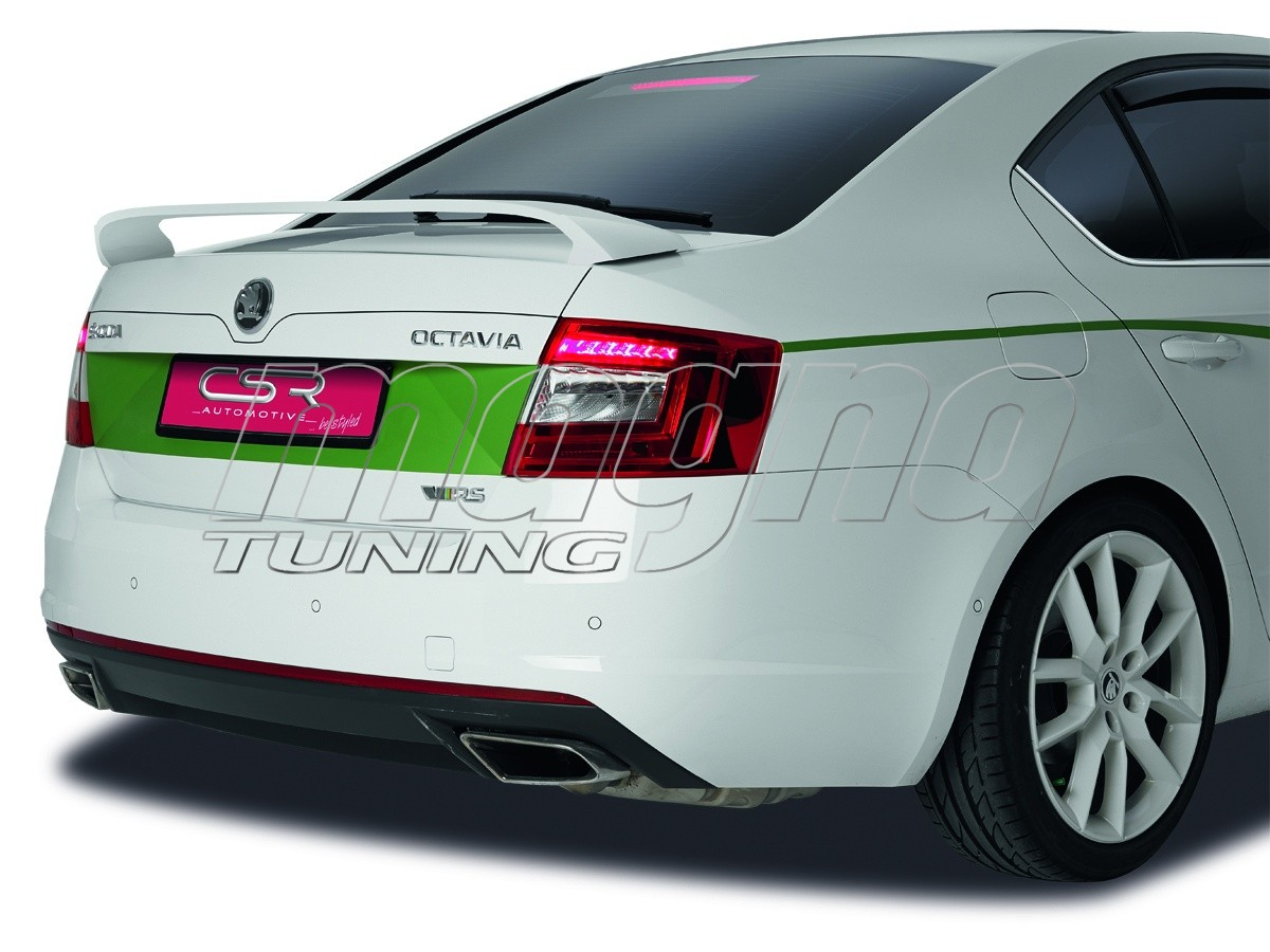 skoda octavia mk3 5e crono rear wing. Black Bedroom Furniture Sets. Home Design Ideas