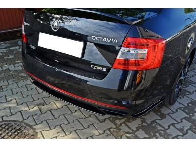 Skoda Octavia MK3 5E RS Extensie Bara Spate Matrix