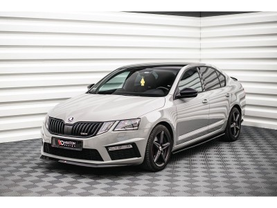 Skoda Octavia MK3 5E RS Facelift Master Body Kit