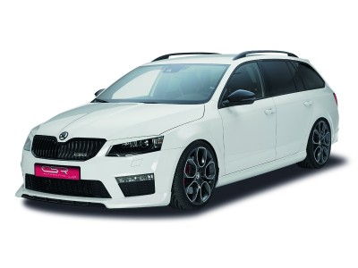 Skoda Octavia MK3 5E RS NewLine Side Skirts