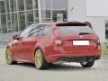 Skoda Octavia MK3 5E RS Recto Rear Bumper Extension