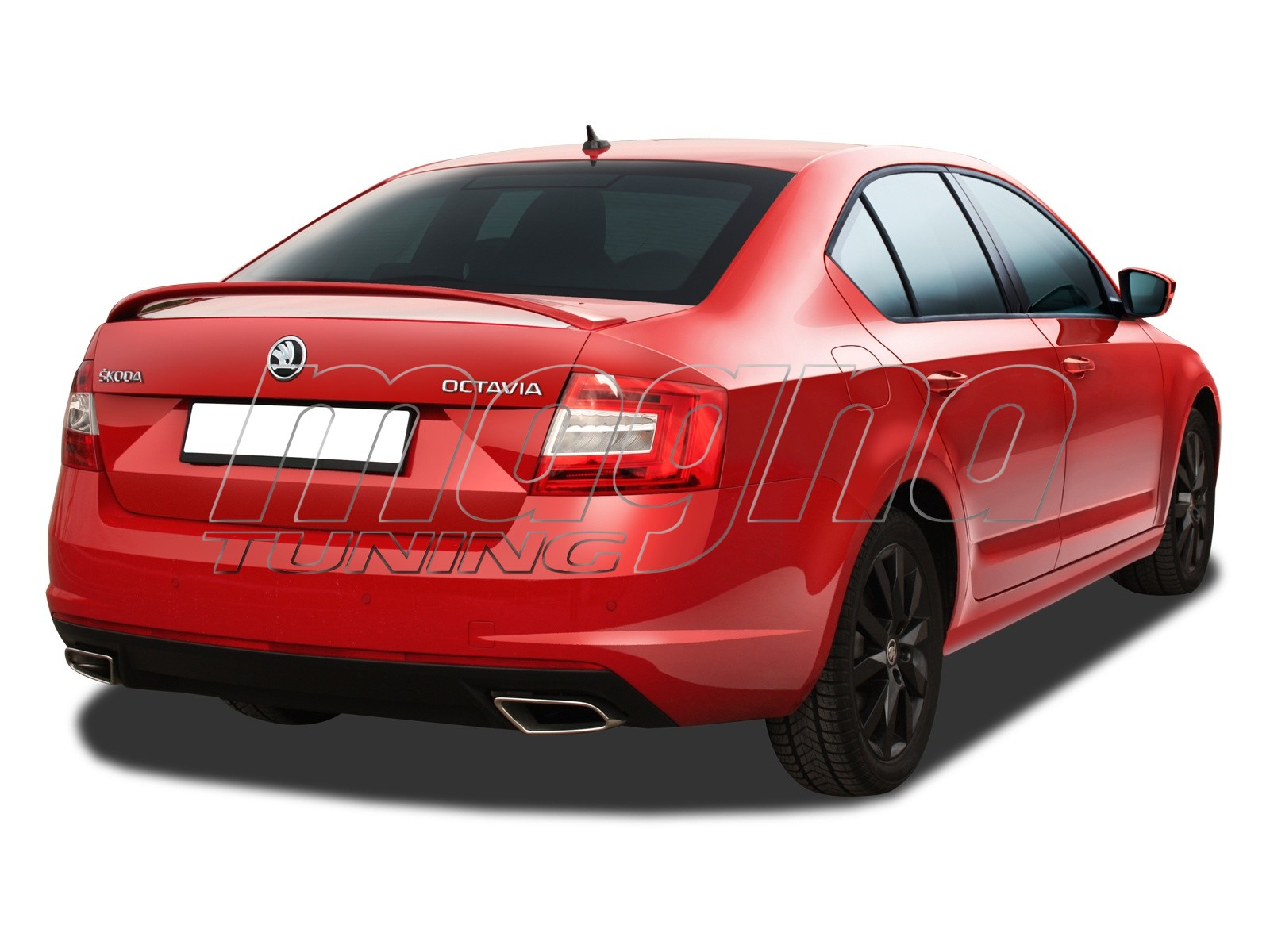 skoda octavia mk3 5e rx rear wing. Black Bedroom Furniture Sets. Home Design Ideas