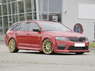 Skoda Octavia MK3 5E Recto Side Skirts