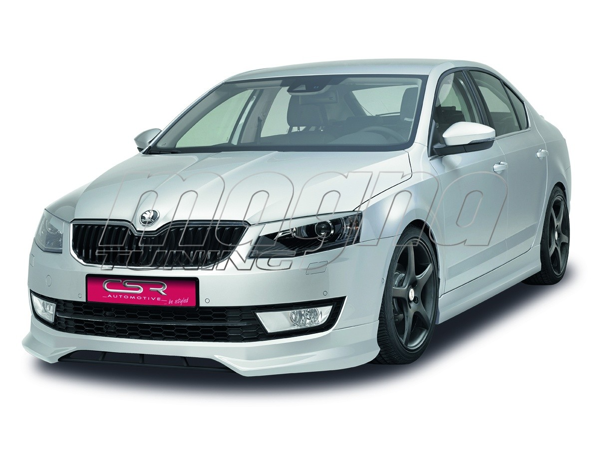 skoda octavia mk3 5e sx body kit. Black Bedroom Furniture Sets. Home Design Ideas