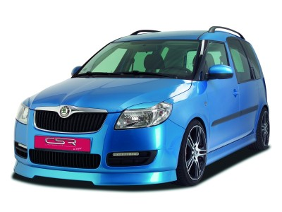 Skoda Praktik SFX Side Skirts