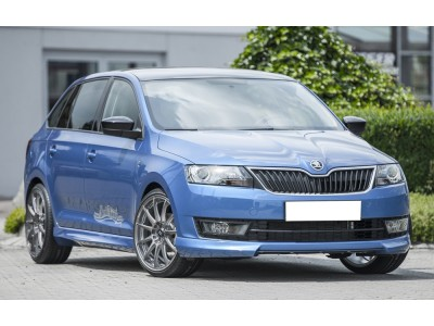 Skoda Rapid Body Kit Recto