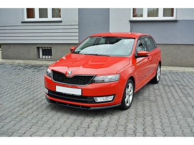 Skoda Rapid MX Body Kit