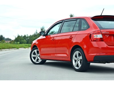 Skoda Rapid MX Side Skirts