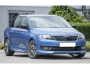 Skoda Rapid Recto Front Bumper Extension