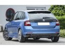 Skoda Rapid Recto Rear Bumper Extension