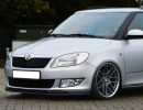 Skoda Roomster Facelift Intenso Front Bumper Extension