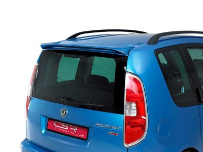 Skoda Roomster SFX Rear Wing