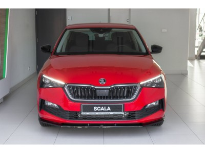 Skoda Scala MX Front Bumper Extension