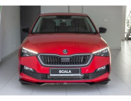 Skoda Scala MX2 Front Bumper Extension