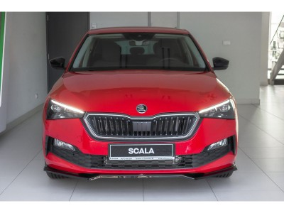 Skoda Scala MX2 Front Bumper Extension