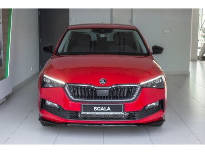 Skoda Scala MX3 Front Bumper Extension