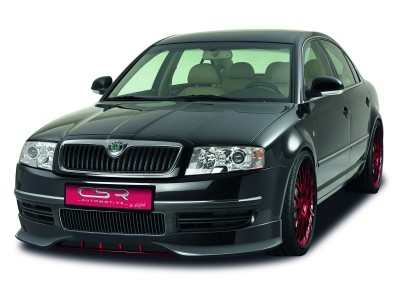 Skoda Superb B5 3U NewLine Front Bumper Extension