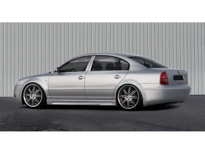 Skoda Superb B5 3U Xtreme Side Skirts
