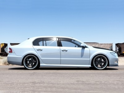 Skoda Superb B6 3T M-Line Side Skirts