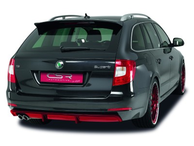 Skoda Superb B6 3T NewLine Rear Bumper Extension