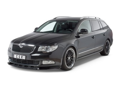 Skoda Superb B6 3T SFX Front Bumper Extension