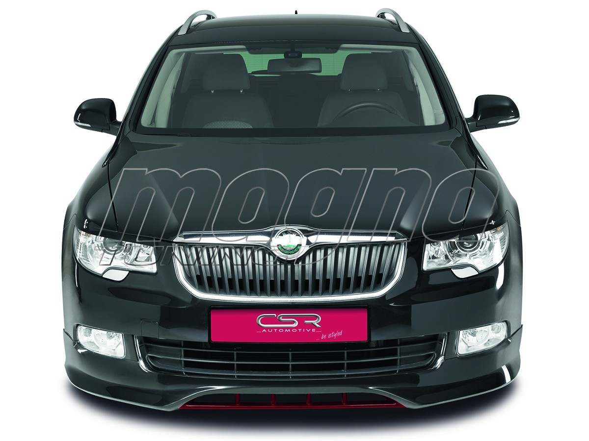 skoda superb b6 3t variant newline body kit. Black Bedroom Furniture Sets. Home Design Ideas