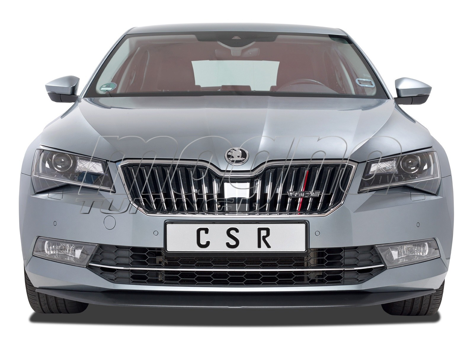 Skoda Superb B8 3V CX Front Bumper Extension