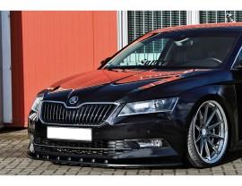 Skoda Superb B8 3V Intenso Front Bumper Extension