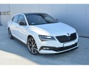 Skoda Superb B8 3V MX Front Bumper Extension