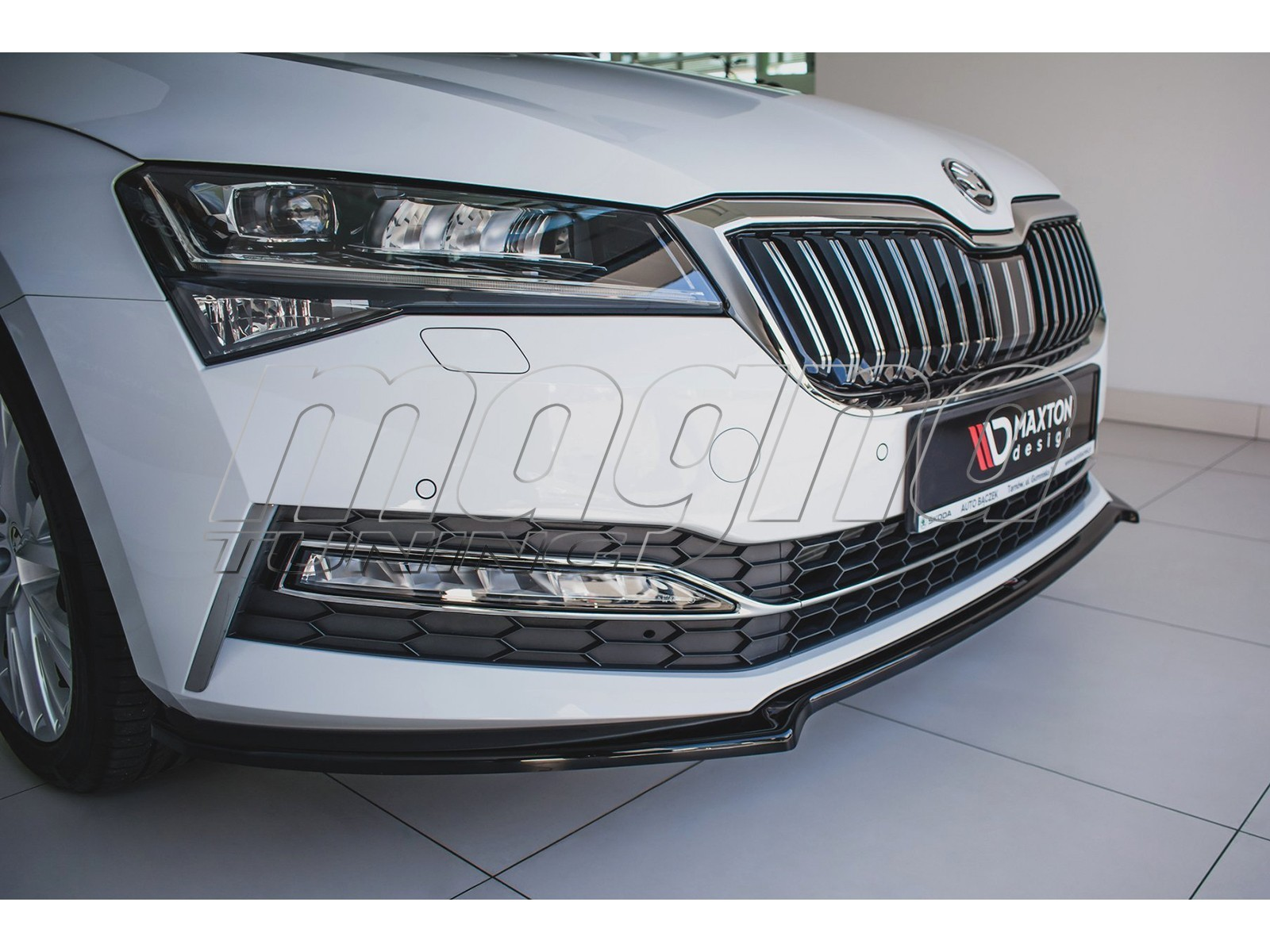Skoda Superb B8 3V Matrix Body Kit