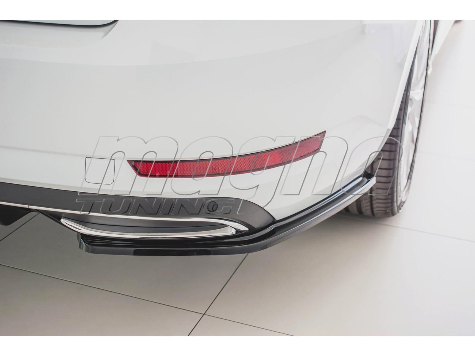 Skoda Superb B8 3V Matrix Rear Bumper Extension