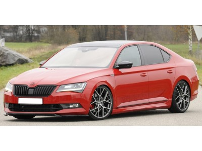 Skoda Superb B8 3V Razor Body Kit