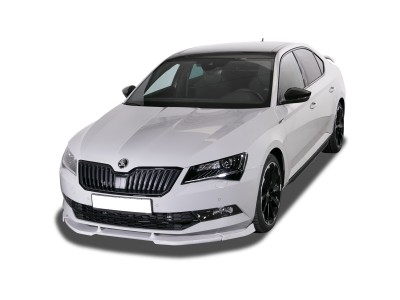 Skoda Superb B8 3V Verus-X Front Bumper Extension
