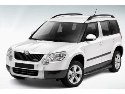 Skoda Yeti MK1 Atos-B Running Boards