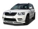 Skoda Yeti MK1 Facelift Verus-X Front Bumper Extension
