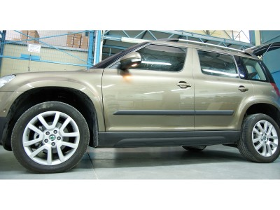 Skoda Yeti MK1 M-Line Side Skirts