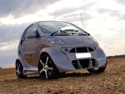 Smart ForTwo NT Front Bumper