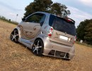 Smart ForTwo NT Side Skirts