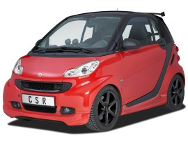 Smart ForTwo W451 Crono Side Skirts