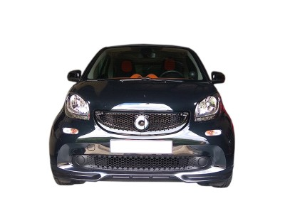 Smart ForTwo W453 Meteor Front Bumper Extension
