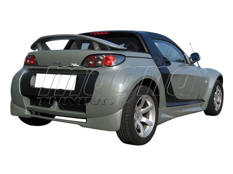 smart roadster speed body kit. Black Bedroom Furniture Sets. Home Design Ideas