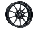 Sparco Assetto Gara Matt Black Wheel