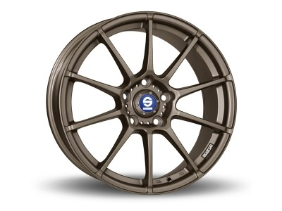 Sparco Assetto Gara Matt Bronze Wheel