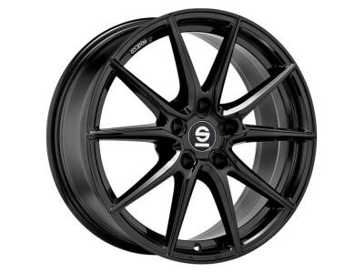 Sparco DRS Gloss Black Wheel