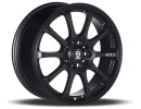 Sparco Drift Matt Black Wheel