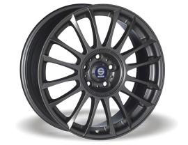 Sparco Pista Matt Silver Tech Wheel