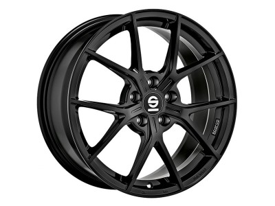 Sparco Podio Gloss Black Felge