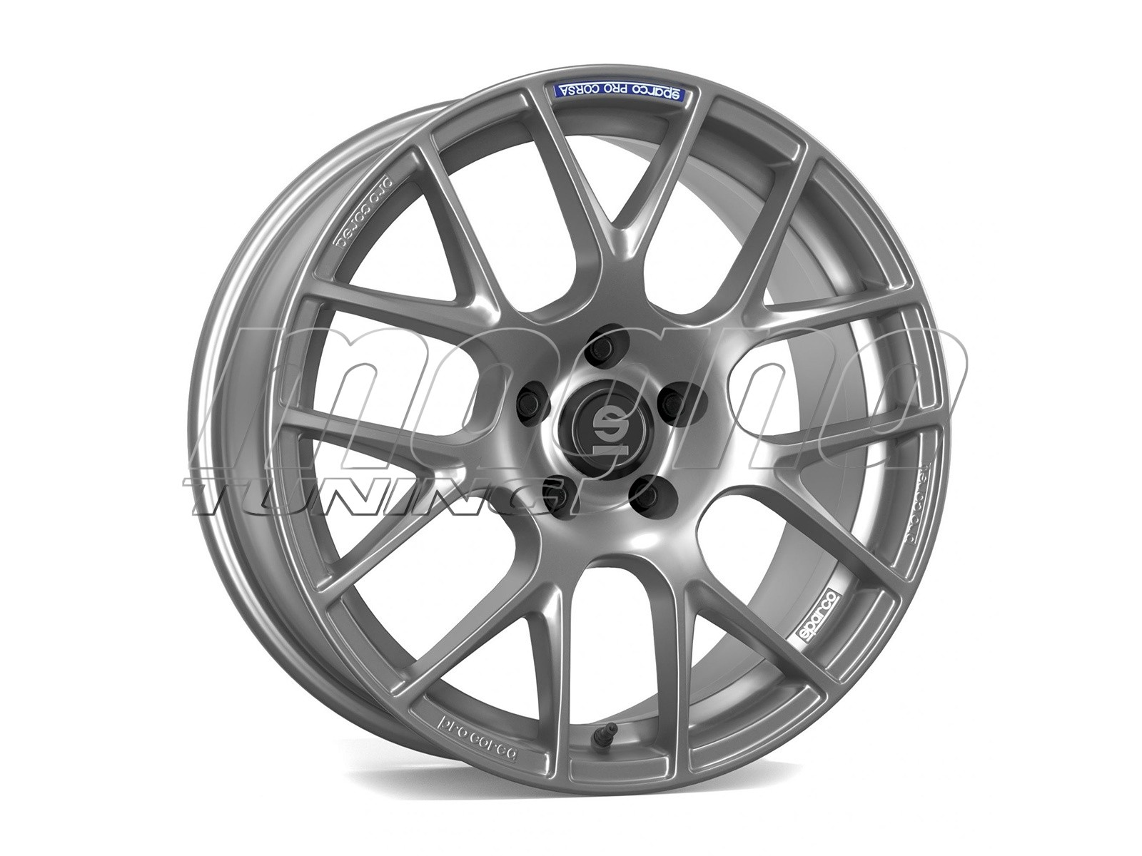 Sparco Procorsa Full Silver Wheel
