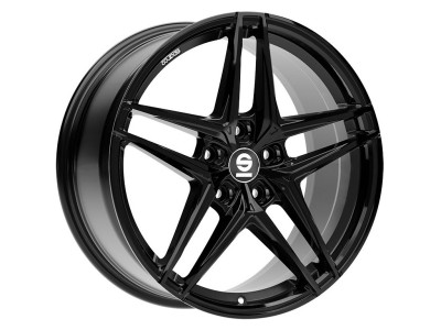 Sparco Record Gloss Black Wheel